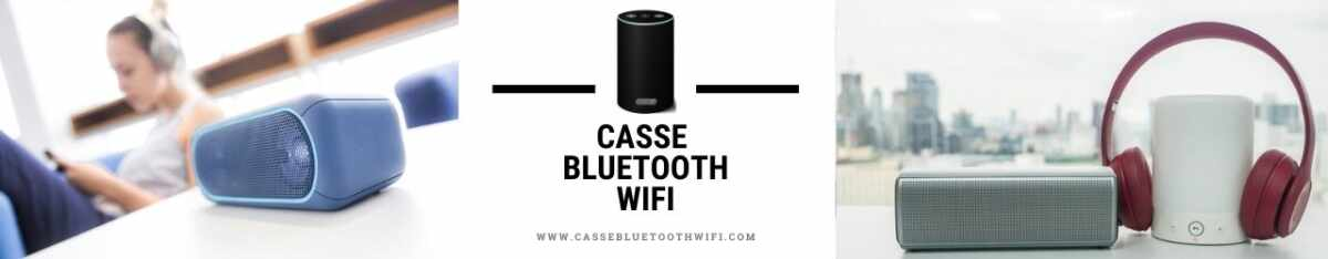 Casse Bluetooth Wifi