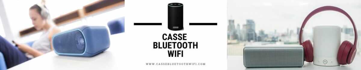 Casse Bluetooth Wifi
